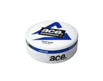 SNUS Nikotiinipadjad  <br> ACE Superwhite <br> Cool Mint