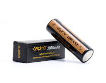 Aspire 3800mAh 25A (35A) 21700 battery cell