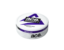 ACE Superwhite Liquorice Mint SNUS