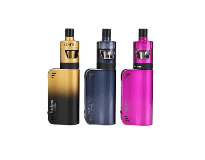 Innokin CoolFire Mini + Zenith 22mm e-sigaret