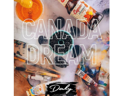 Hookah mix  Daly Code Canada Dream