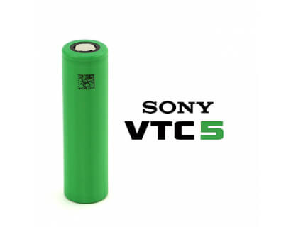 Sony VTC5 battery cell
